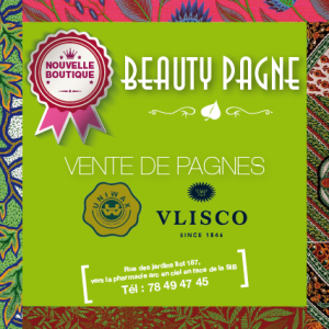 28.05.15 - Inauguration BEAUTY PAGNE 'Vlisco & Uniwax'